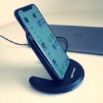 iPhoneX、ワイヤレス充電、ワイヤレス受電器、amazon、アマゾン