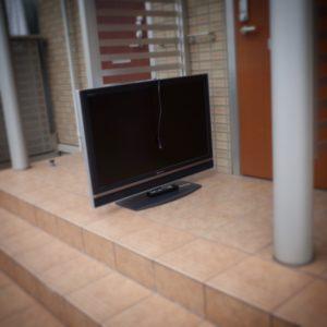 テレビ無料回収、倉敷