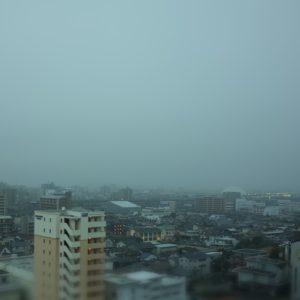 岡山市、霧、天気、GR